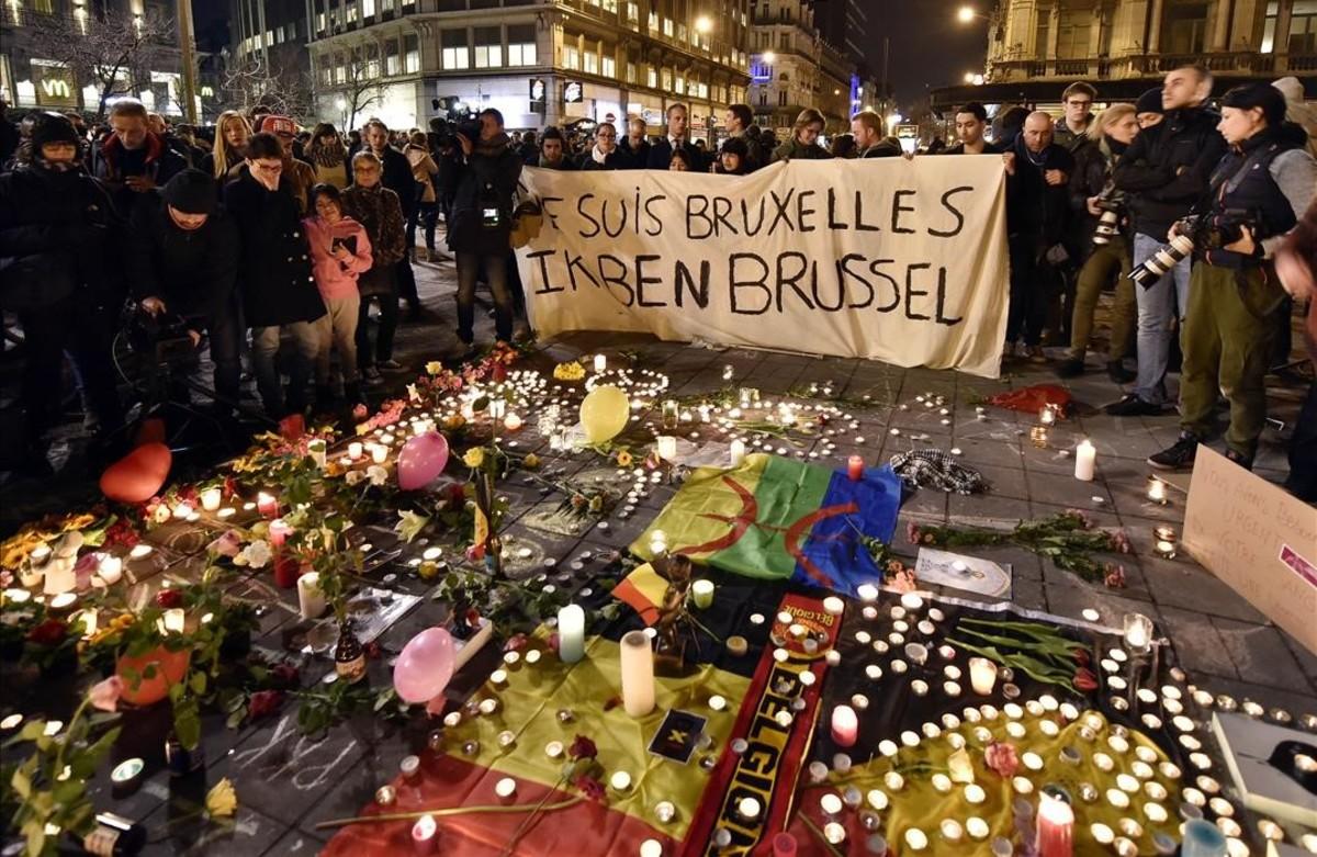 El atentado deBruselas