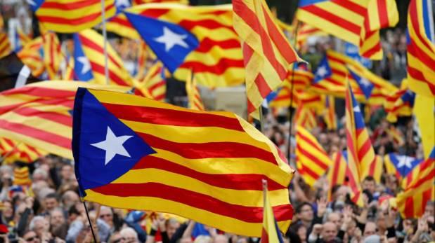 Cataluña, hacia donde