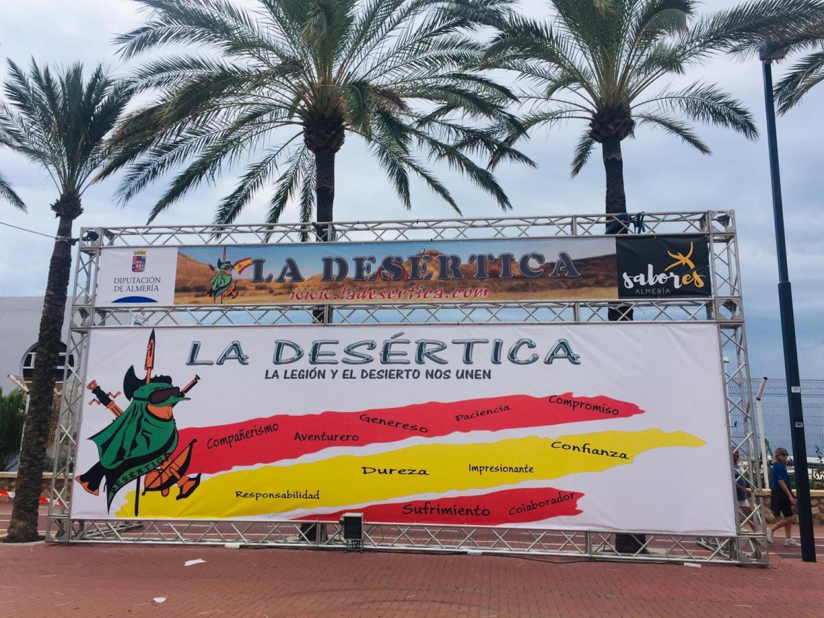 La Desértica. Segundaparte